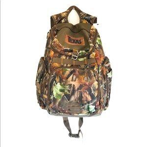 Texas Hunting Pack Camo Compu Backpack NWT